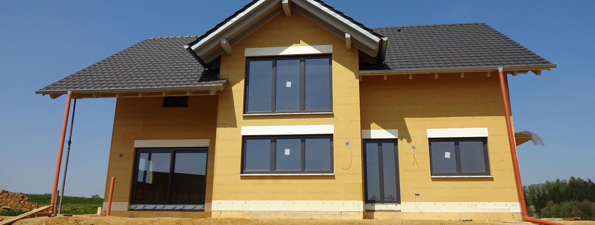 Zimmerei Roider in Gündlkofen - Zimmerarbeiten, Massivholzhäuser und mehr